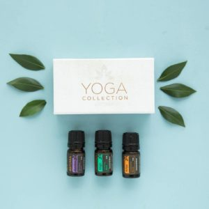 Huiles essentielles doTERRA yoga collection